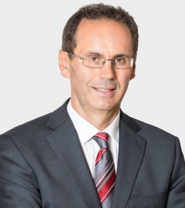 DI Arthur Schifferl (Sprecher der Geschäftsführung WHG)