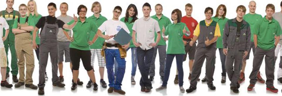 Karriere Lehrlinge