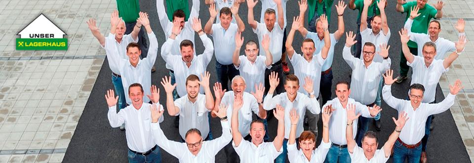 Mitarbeiter Unternehmen Unser Lagerhaus