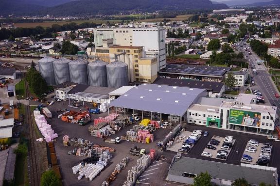 Der Lagerhaus-Standort Klagenfurt Südring wird weiter modernisiert. Im Jahr 2016 erfolgen Investitionen in Höhe von über zwei Millionen Euro